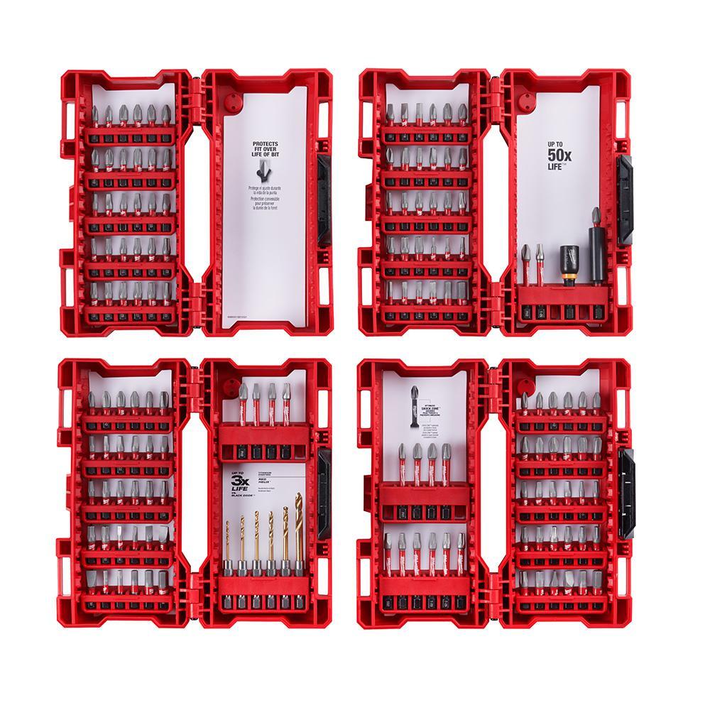 5 Plastic Screwdriver Head Storage 12 Holes Hex Shank Screwdriver Bit Holder RH