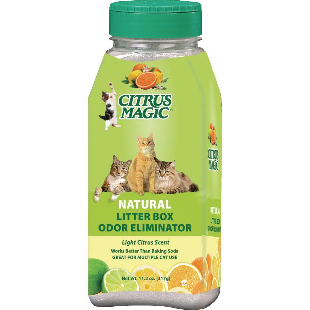 11.2 oz. Litter Box Odor Eliminating Powder (3-Pack)