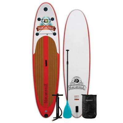 Inflatable Stand Up Paddleboard with Bag, Patch Kit, Pump