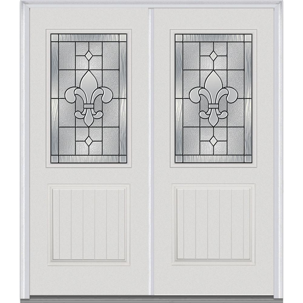74 - Exterior Double Doors