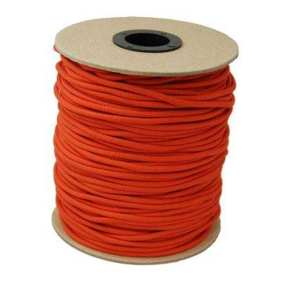 1/8 in. #4 Topstring Shooting String 300 ft. Orange