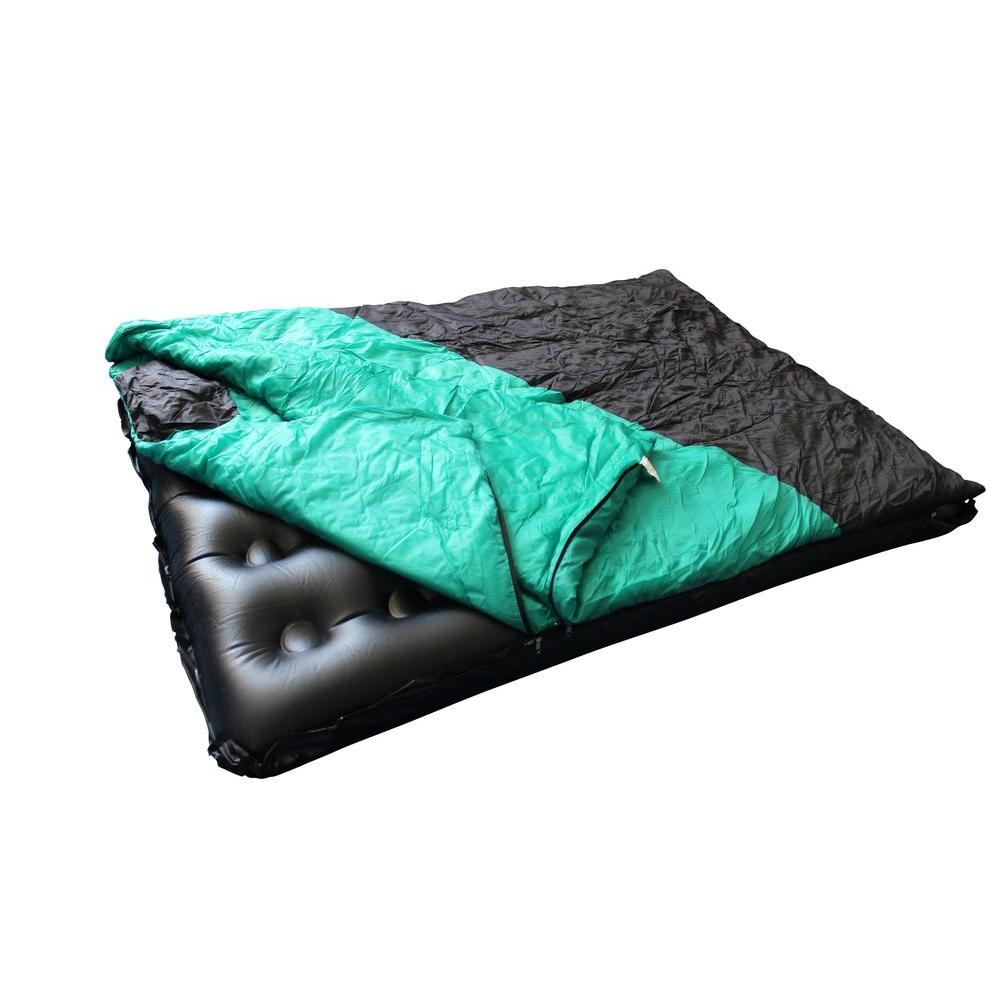 Water Warden Full Size Air Bed With Detachable Sleeping Bag