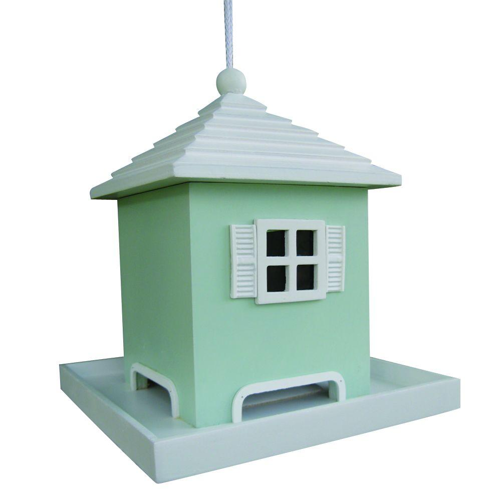 Home Bazaar Bermuda Birdfeeder (Light Blue)-DISCONTINUED