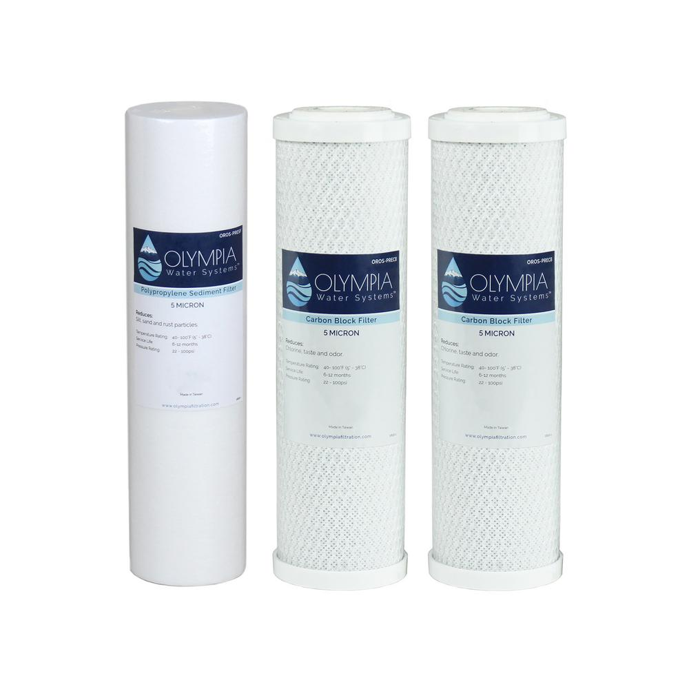 Micron Water Filter Home Depot