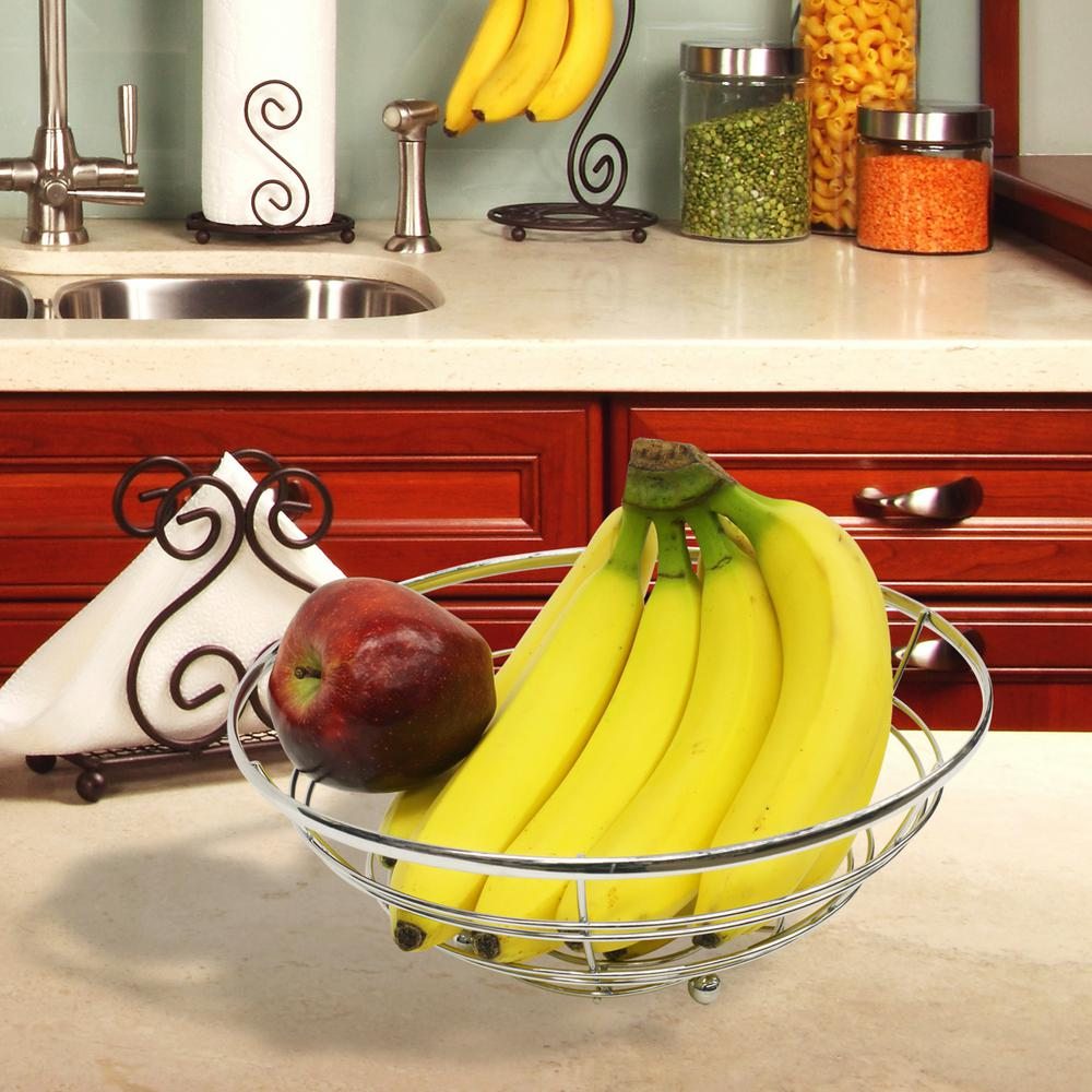 Flat Wire Fruit Bowl