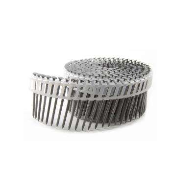 2-1/4 in. x 0.092 Mini Coil HD Galvanized Ring Shank Framing and Siding Nails (800 per Box)