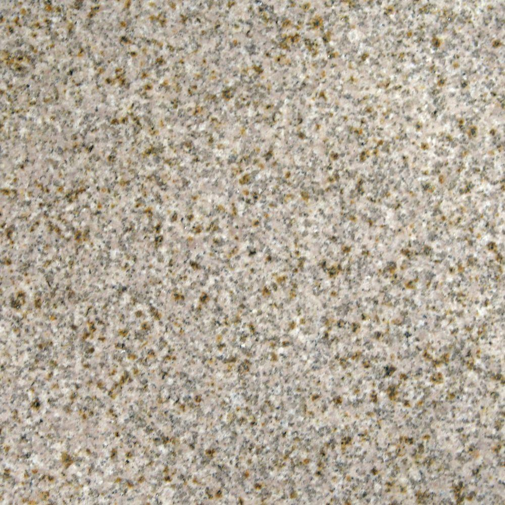 MS International Gold Rush 18 in. x 18 in. Polished Granite Floor and Wall Tile (11.25 sq. ft. / case)