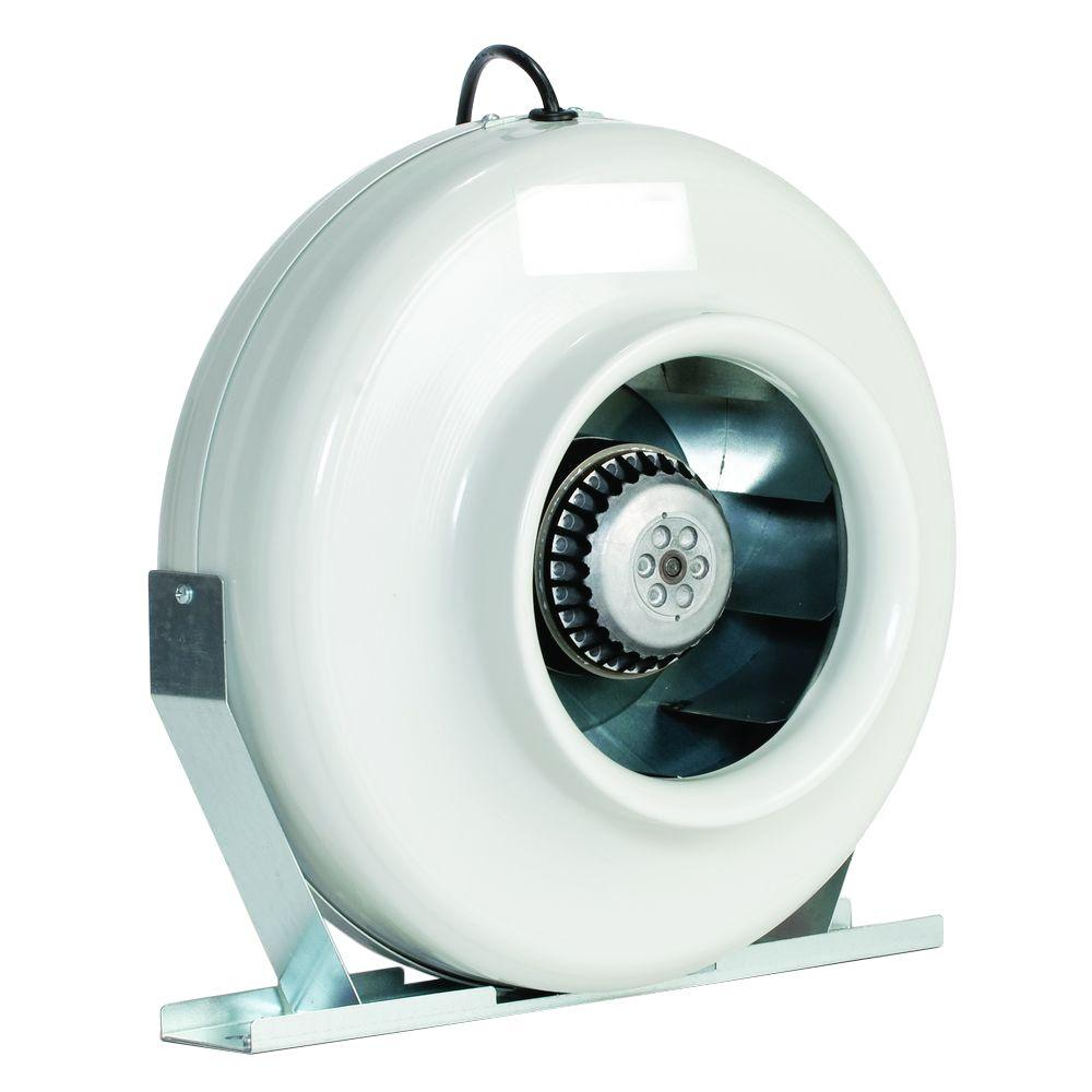 Can Filter Group RS 6 381 CFM High Output Ceiling Or Wall Can Bathroom  Exhaust Fan