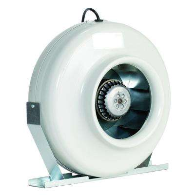 RS 6 381 CFM High Output Ceiling or Wall Can Bathroom Exhaust Fan