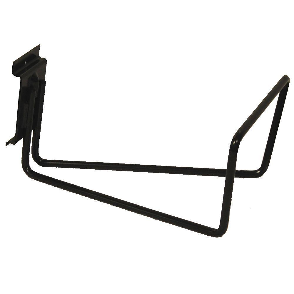Gabriel Logan Ladder Loop Slatwall Hook-BL (5-Pack)