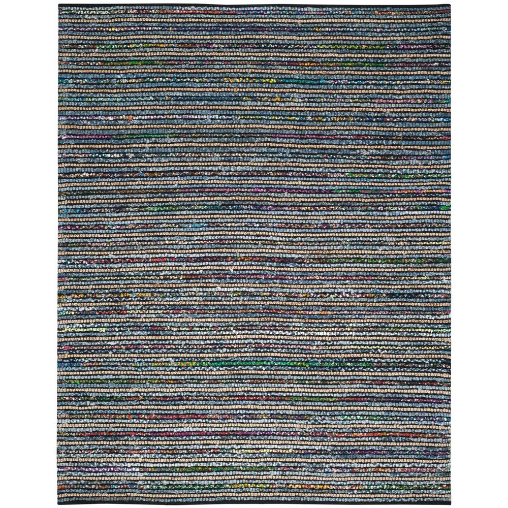 Cape Cod Multi/Natural 9 ft. x 12 ft. Area Rug
