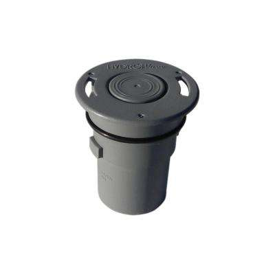 HW5 Hi-Flow Caretaker 99 Bayonet Gray In-Floor Pool Pop Up Head Replacement