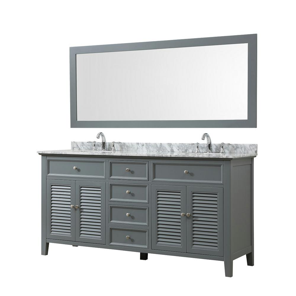 J&J INternational  shutter (Cabinet) Vanity   Item# 7157