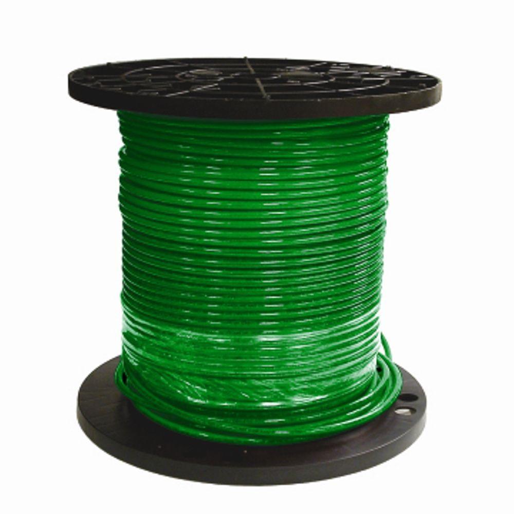 Thhn cu wire wire center southwire 500 ft 4 gauge green stranded cu simpull thhn wire rh homedepot com thhn copper wire thhn copper wire ampacity keyboard keysfo Gallery