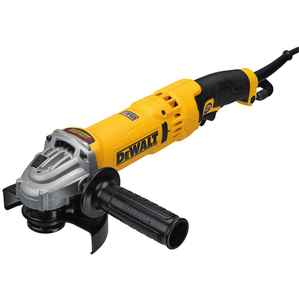 13-Amp 4-1/2 in. to 5 in. Angle Grinder