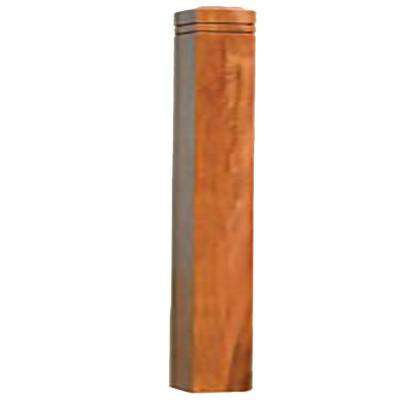 Vista 3.25 in. x 3.25 in. x 52 in. Cedar Post