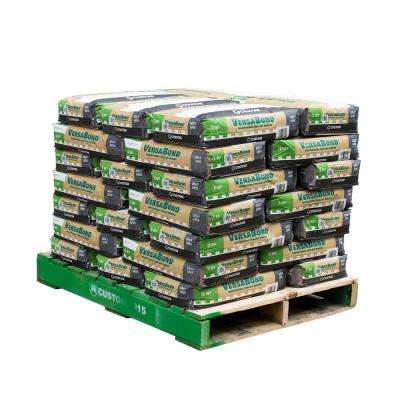 VersaBond Gray 50 lbs. Fortified Thin-Set Mortar (35 Bags / 3500 sq. ft. / Pallet)