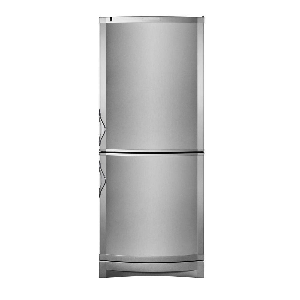 Summit Appliance 12 cu. ft. Bottom Freezer Refrigerator in Stainless Steel-DISCONTINUED