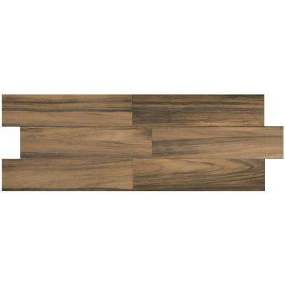Woodbury Sable 9 in. x 36 in. Color Body Porcelain Floor and Wall Tile (13.02 sq. ft. / case)