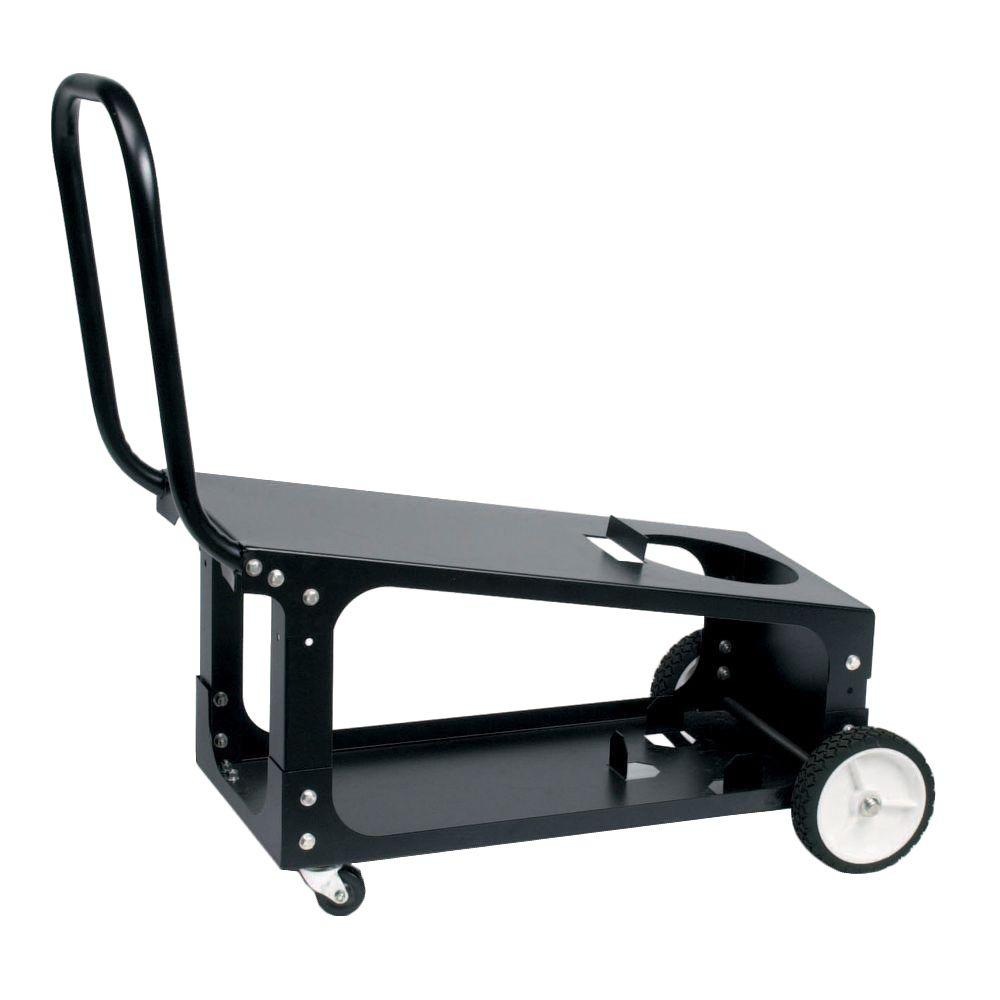 80 lbs. Metal Capacity Welder Cart