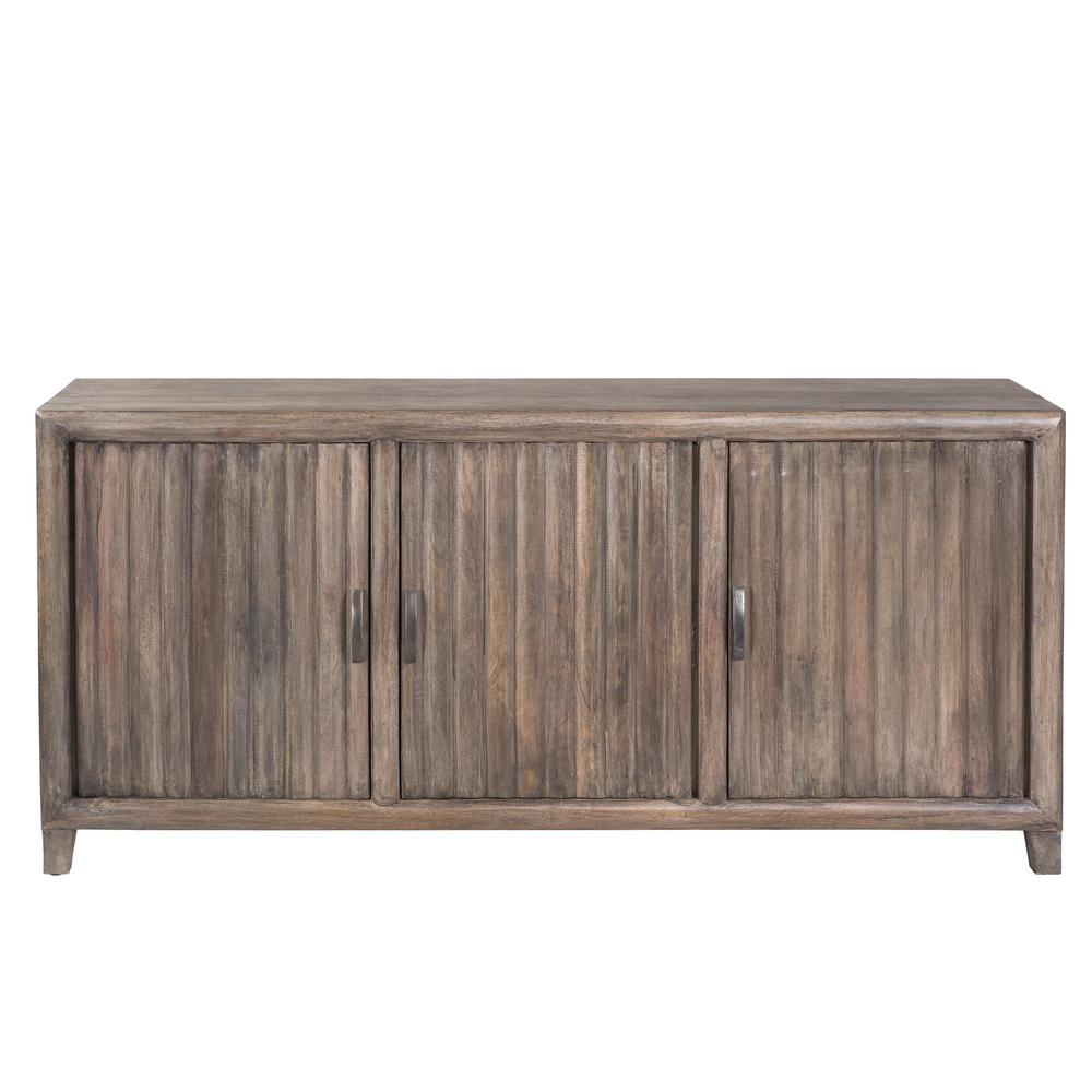 Yosemite Home Decor Collection Natural Solid Mango Sideboard