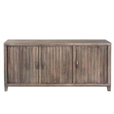 Bambou Collection Natural Solid Mango Sideboard