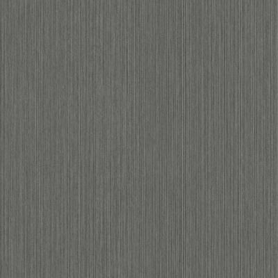 Crewe Charcoal Vertical Woodgrain Strippable Wallpaper Covers 56.4 sq. ft.