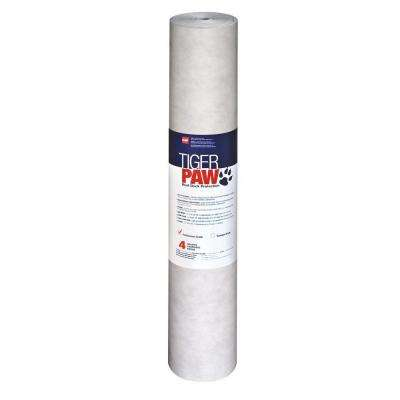 48 in. x 250 ft. Tiger Paw Roof Deck Protection Underlayment (1,000 Sq. Ft.)