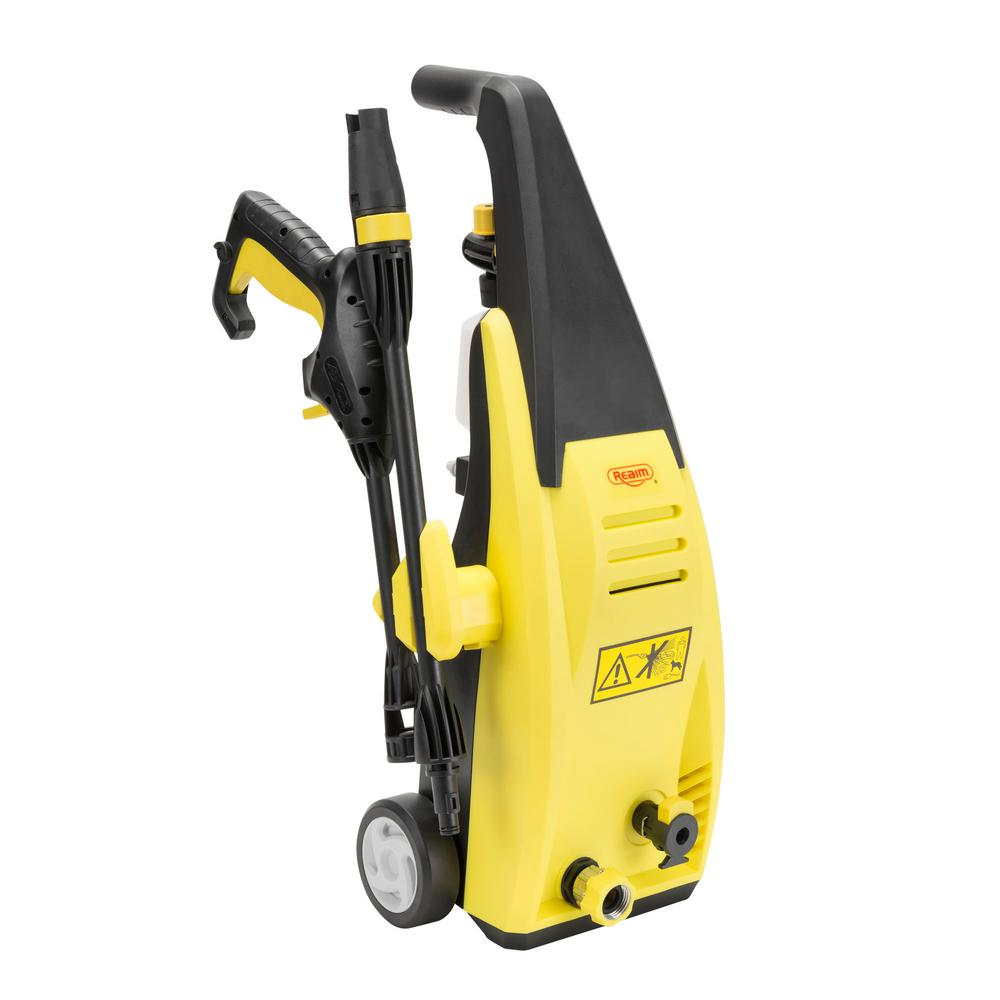 1500 PSI 1.60 GPM 13 Amp Electric Pressure Washer