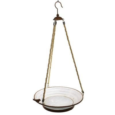 Metal Tray Bird Feeder