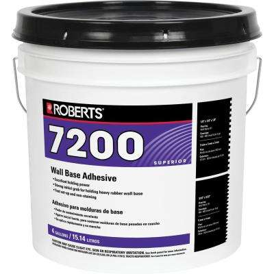 4 Gal. Wall and Cove Base Adhesive