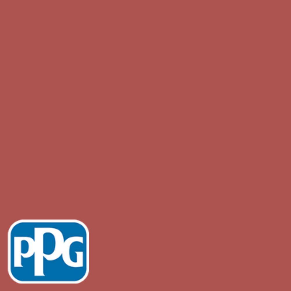 Ppg Timeless 8 Oz Hdppgr60d Terra Cotta Rose Flat Interior Exterior Paint Sample Hdppgr60d 08f