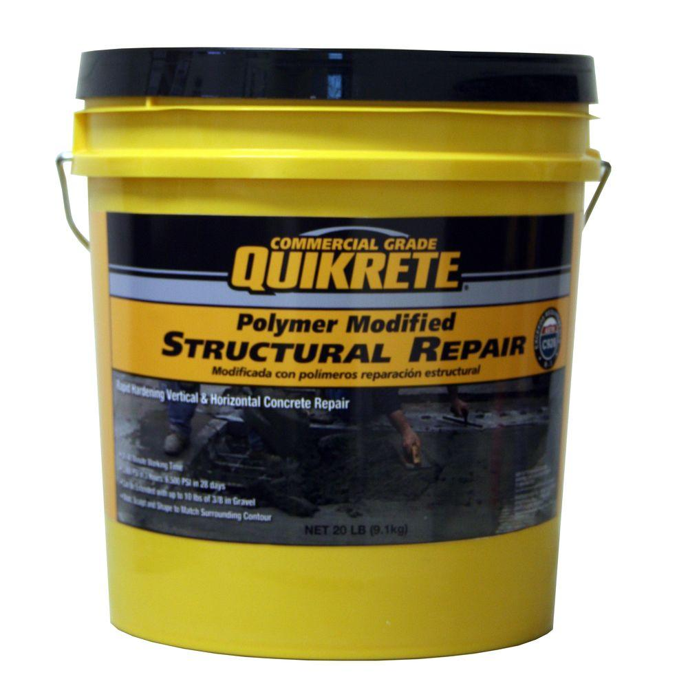 Quikrete 20 lb. Polymer Modified Structural Concrete Repair