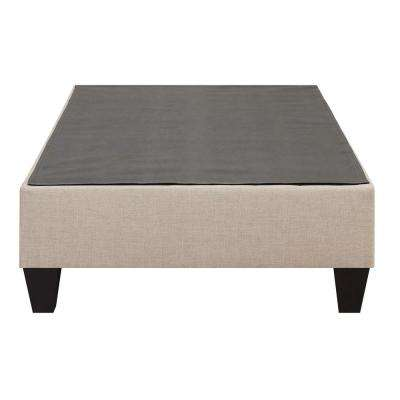 Abby Natural Twin Platform Bed