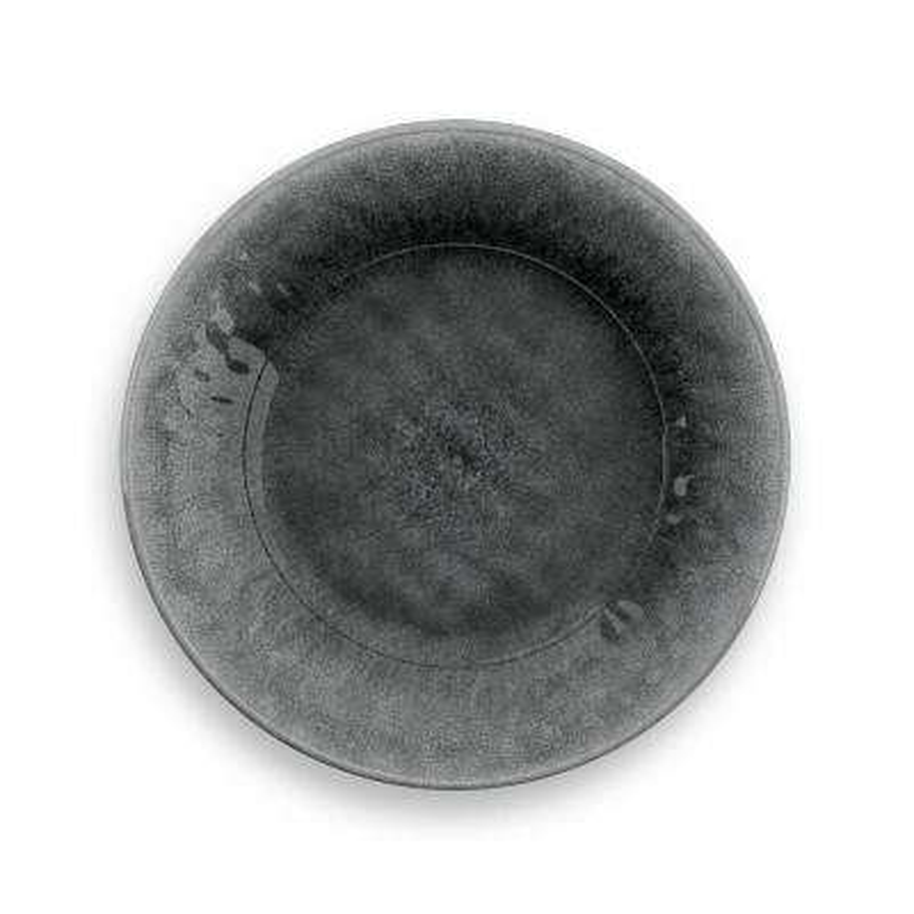Potters Gray Reactive Glaze Salad Plate (Set of 6)
