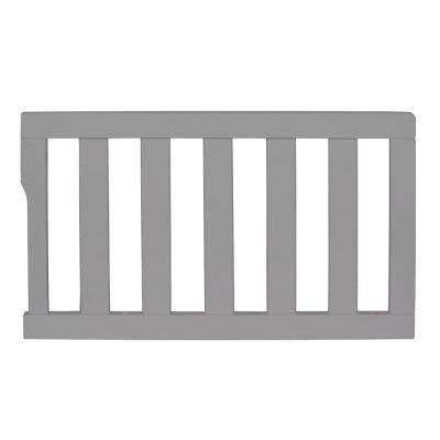 Universal Steel Grey Toddler Rail (1-Pack)