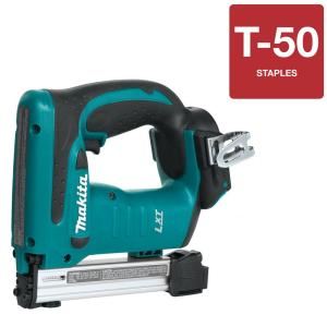 Makita 3/8 inch 18-Volt LXT Cordless Stapler (Tool-Only) by Makita