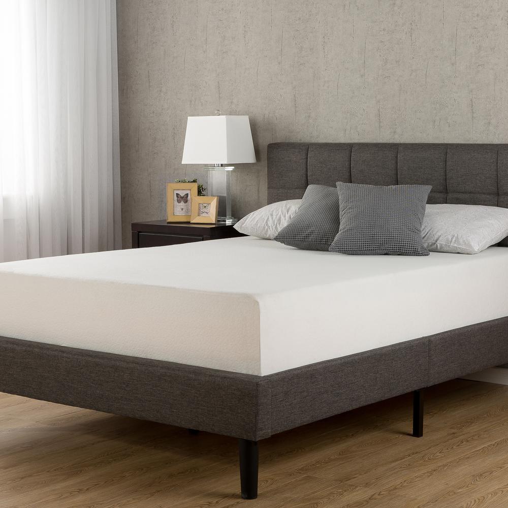 Zinus Memory Foam 8 Inch Green Tea Mattress Twin Size Comfort Spring Bedding