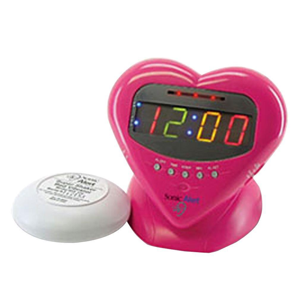 Sonic Alert Sonic Boom Sweetheart Alarm