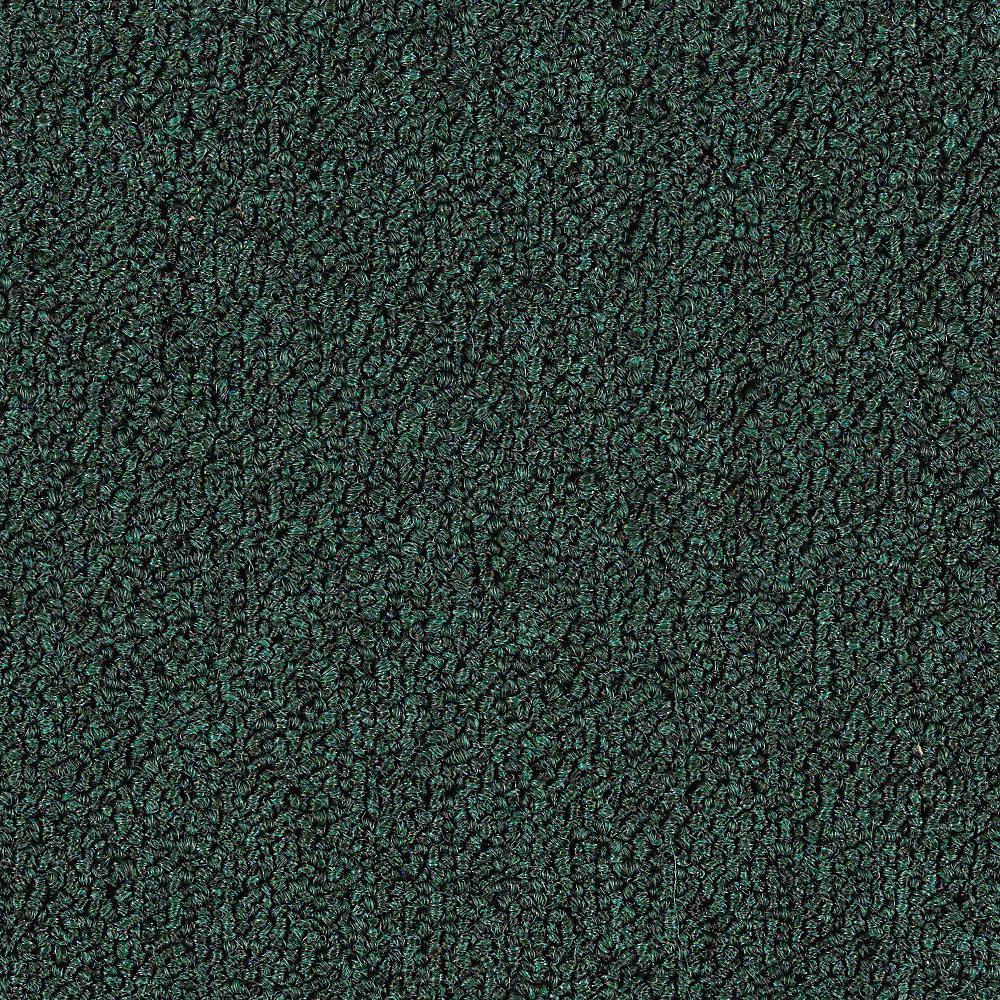 Carpet Sample - Top Rail 26 - Color Houseplant Loop 8 in. x 8 in.