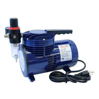 1/4 Hp Diaphragm Compressor With Regulator
