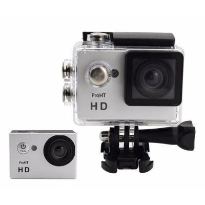 720p 2 in. Action Camera in Silver
