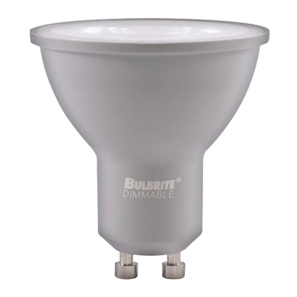 Bulbrite 60W Equivalent Soft White Light PAR16 Dimmable LED Flood Title 24 Compliant Light Bulb