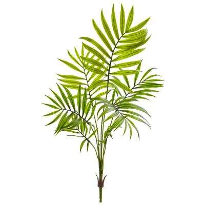 Mini Areca Palm Artificial Bush (Set of 6)