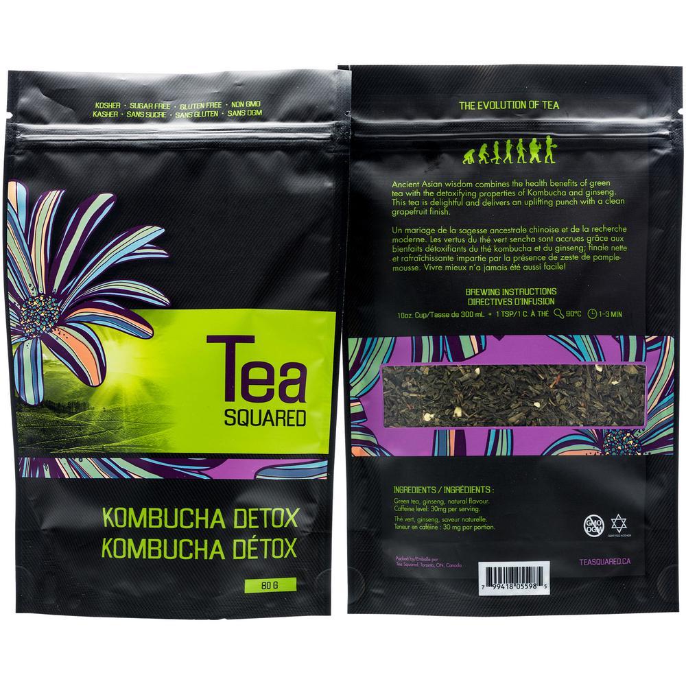 Komb Detox Green Tea (6 Bags)