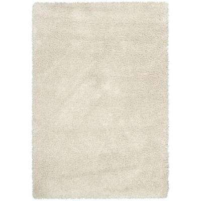 Escape Bone 5 ft. x 7 ft. Area Rug