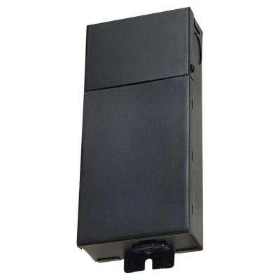 Ambiance 60-Watt 24-Volt DC Black LED Hardwire Transformer