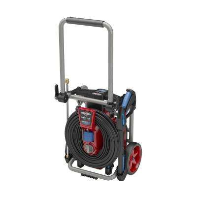 2000 Max psi, 3.5 Max GPM Electric Pressure Washer with POWERflow Plus Technology