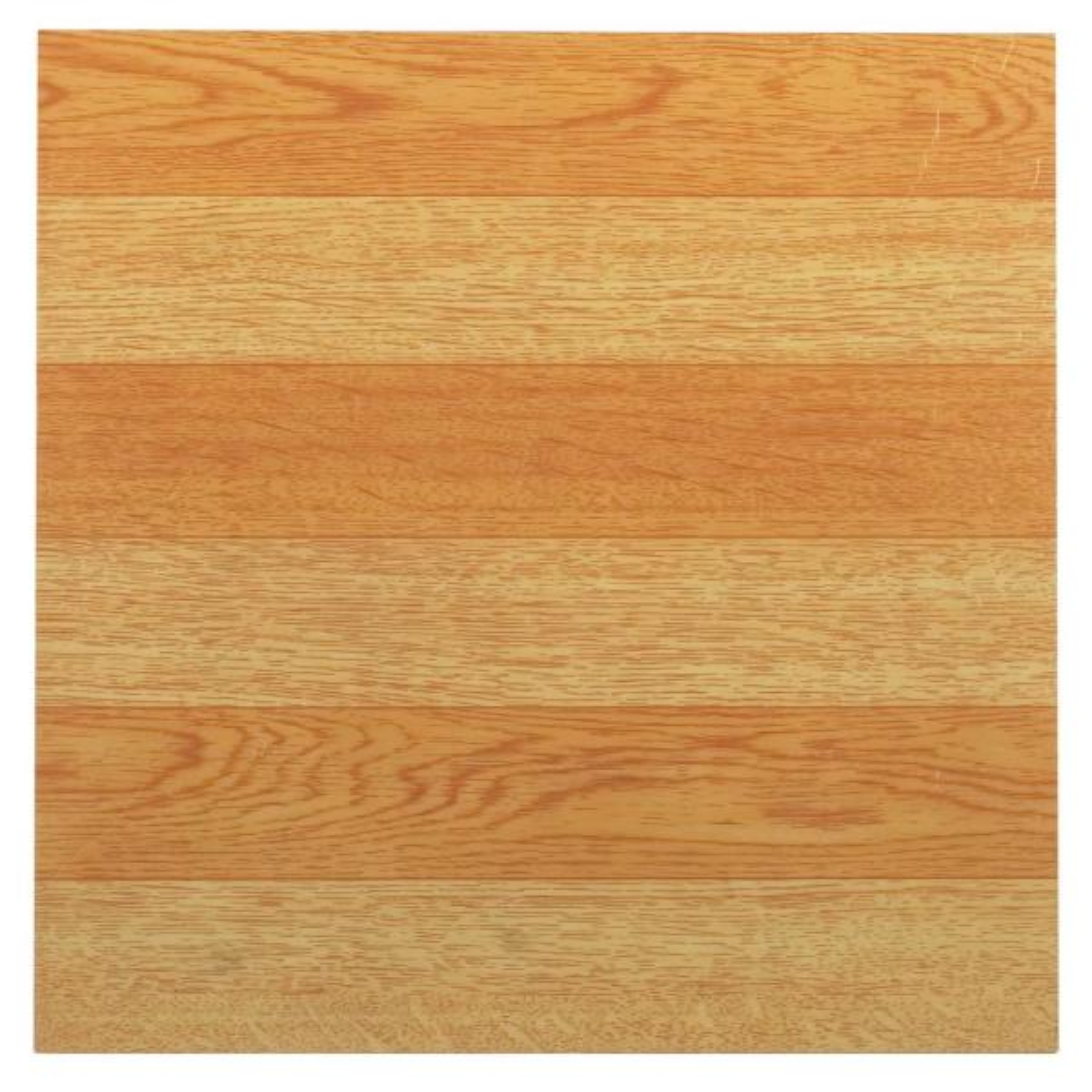 Sterling Light Oak Plank 12 in. x 12 in. Peel and Stick Vinyl Tile (45 sq. ft. / case)