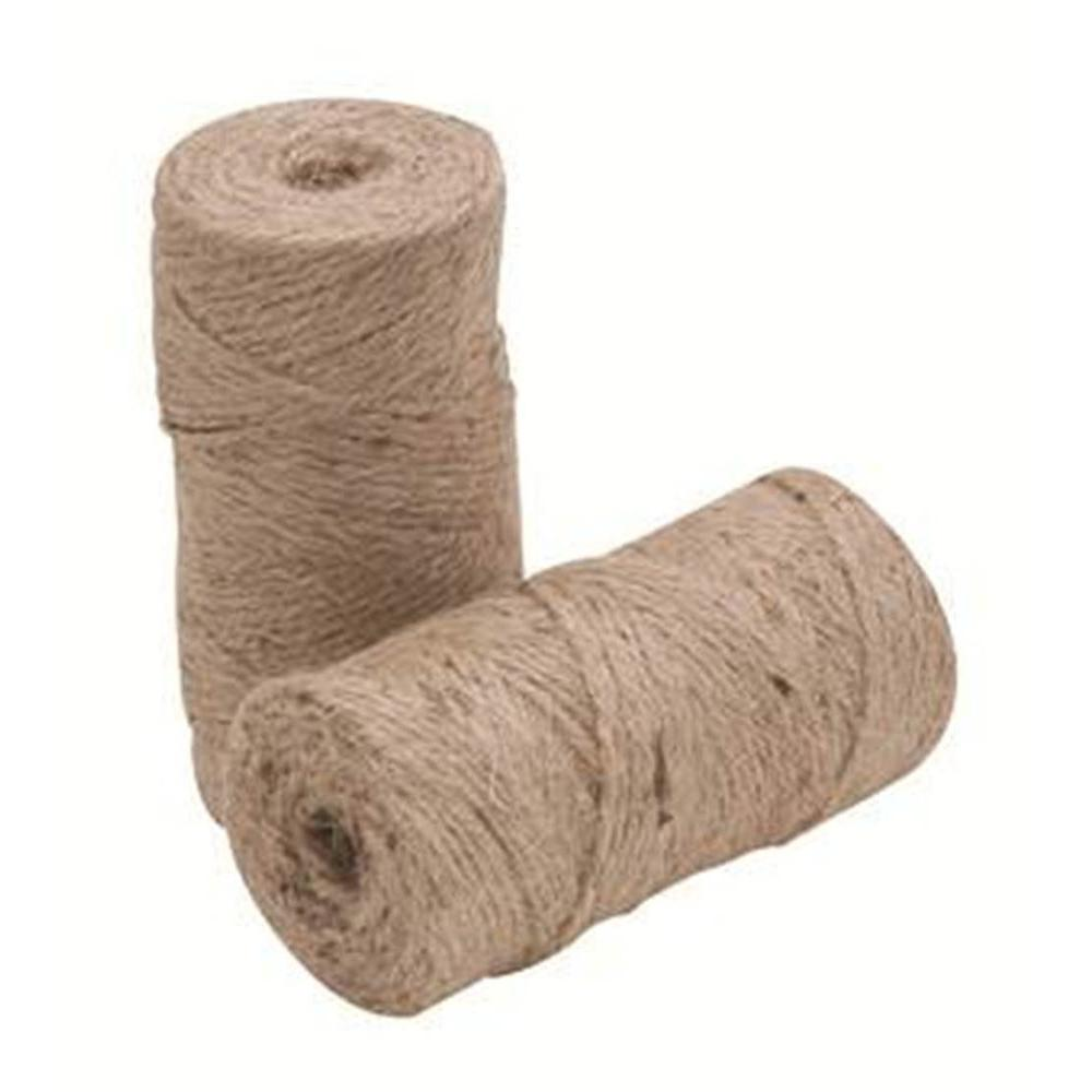 200 ft. Natural Jute Twine-332 - The Home Depot